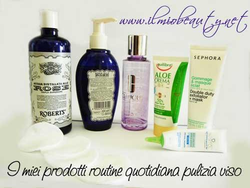 routine-pulizia-viso