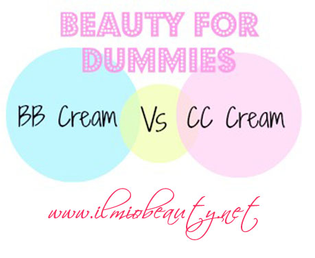 bb cream e cc cream