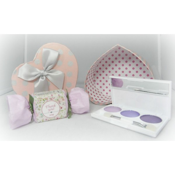 set-regalo-natale-palette-lilla