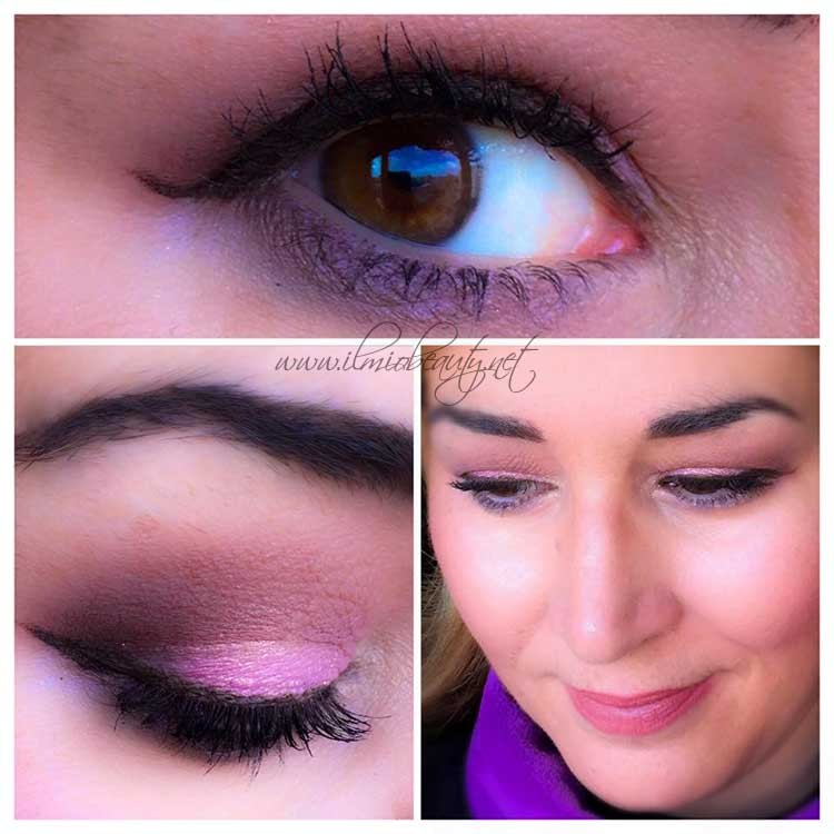makeup-occhi-oro-rosa-neve