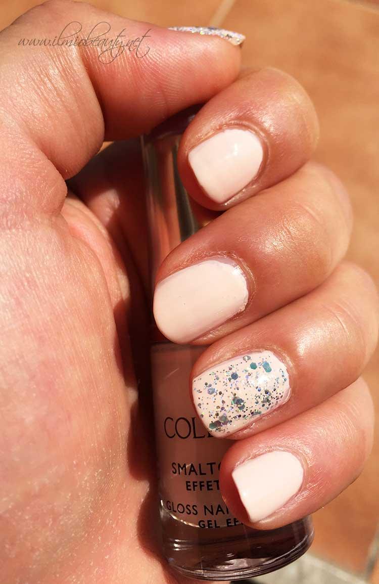 accent-manicure-nude-glitter