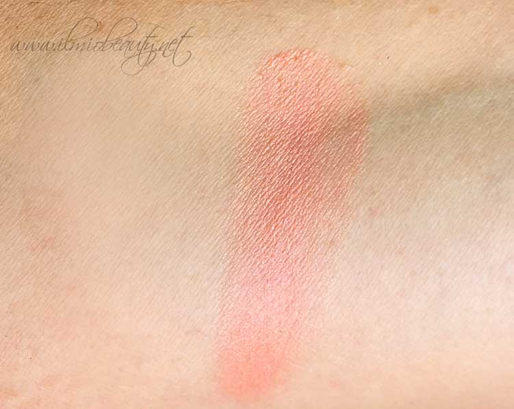 Elf blush in crema Peach perfection