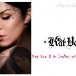 makeup kat von d in italia