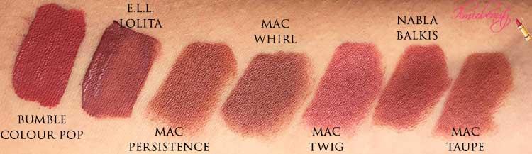 swatch-comparativi-lolita-rossetto-liquido