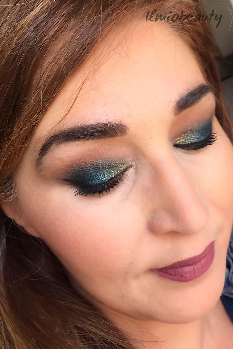 makeup-occhi-verde-petrolio