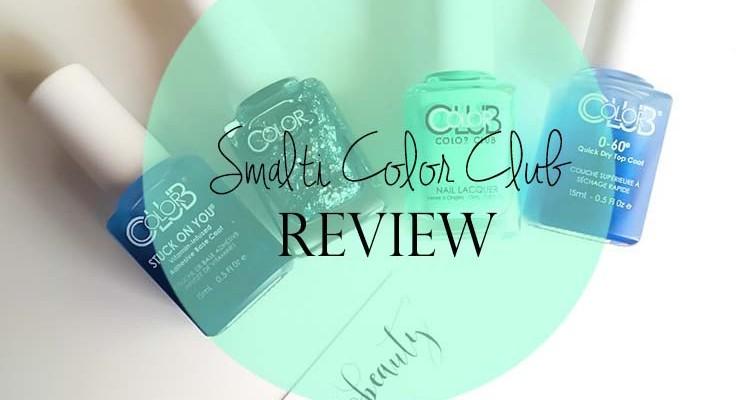 Smalti Color Club: review