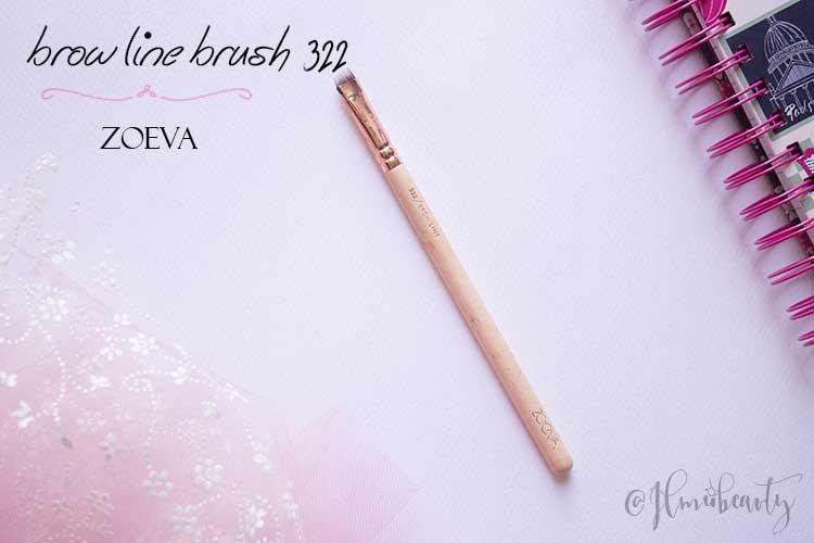 brow line pennello Zoeva