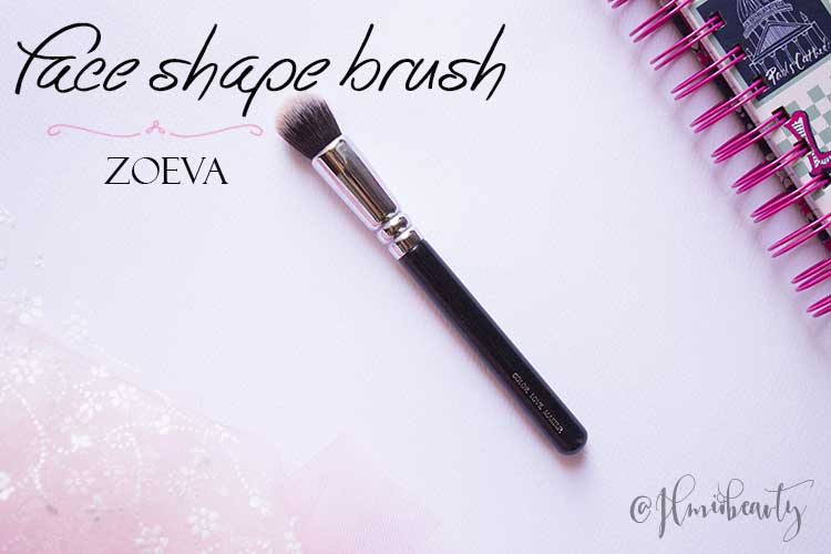 face shape brush zoeva