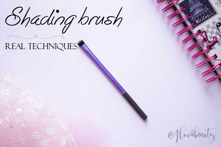 shading brush real techniques