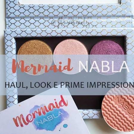 collezione mermaid nabla