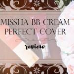 bb cream missha recensione
