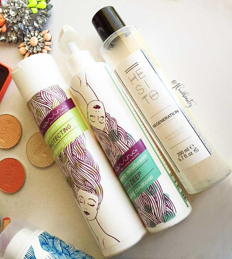 bio marina shampoo