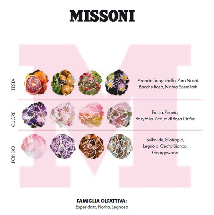 bouquet missoni by missoni