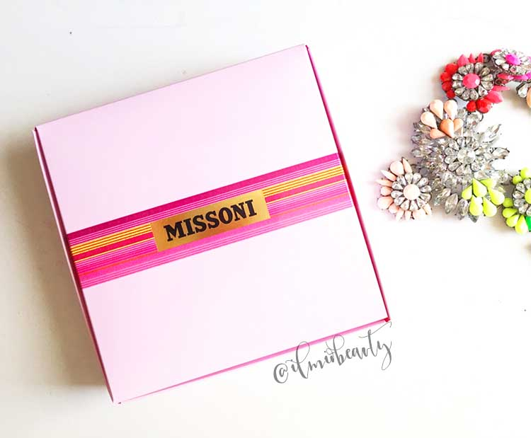 eau de toilette missoni by missoni