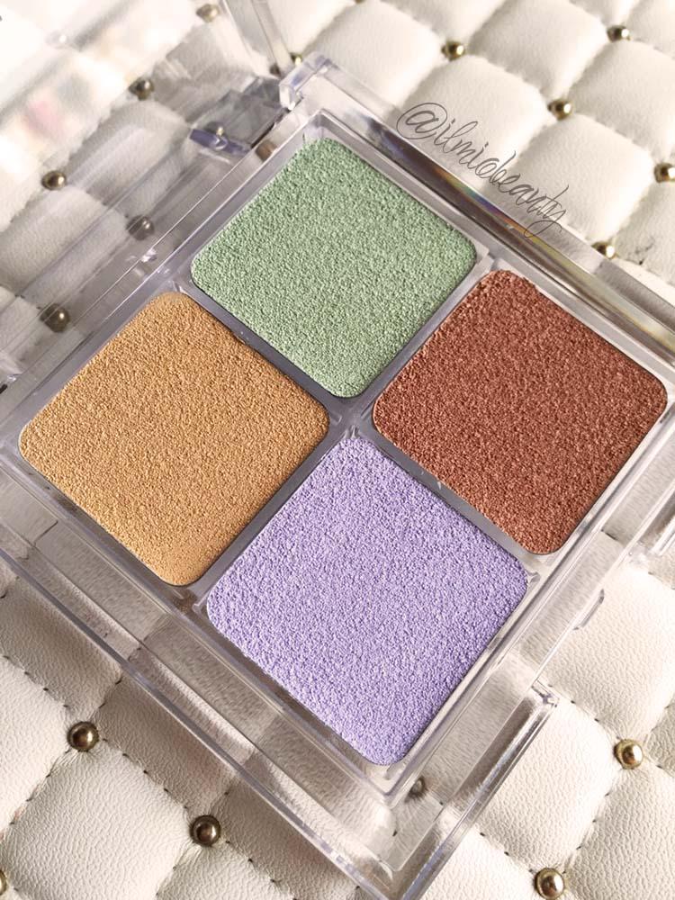 palette correttori shaka multicolor