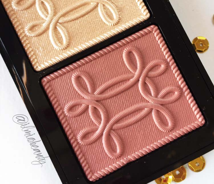 blush mac estra dimension pleasure model