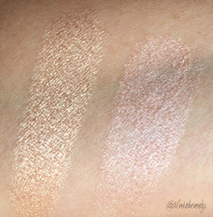 swatch comparativi illuminante nutcracker sweet copper