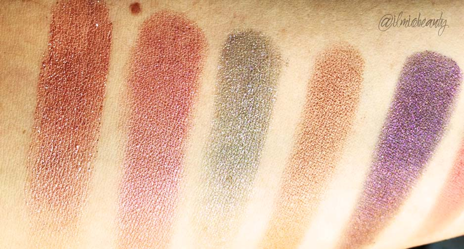 ombretti colourpop swatch