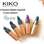 kiko rossetti velvet passion matte review