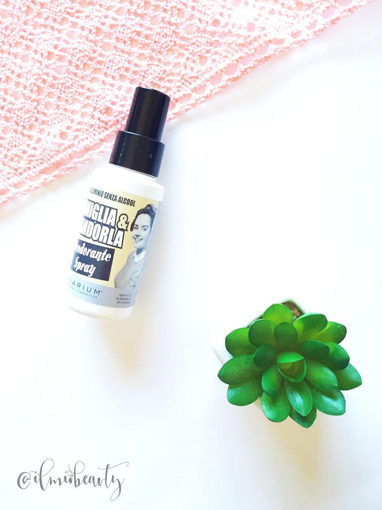 deodorante apiarium vaniglia e mandorla
