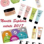 Novità skincare Sephora estate 2017