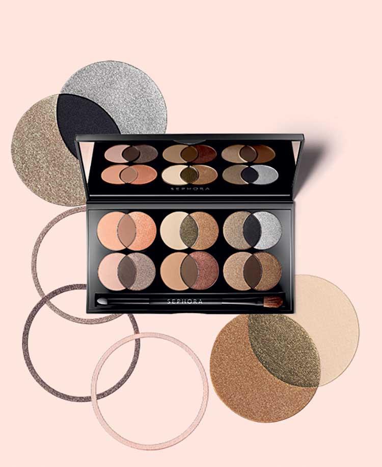 Sephora palette mixology