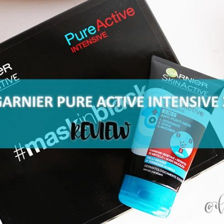 garnier pure active intensive review