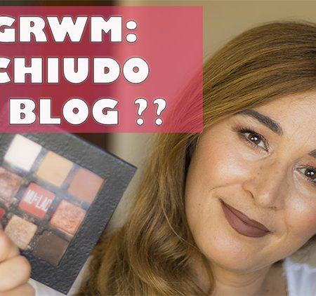 grwm blog o youtube