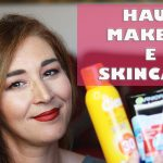 haul makeup e skincare
