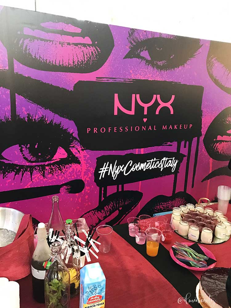 opeing party nyx palermo