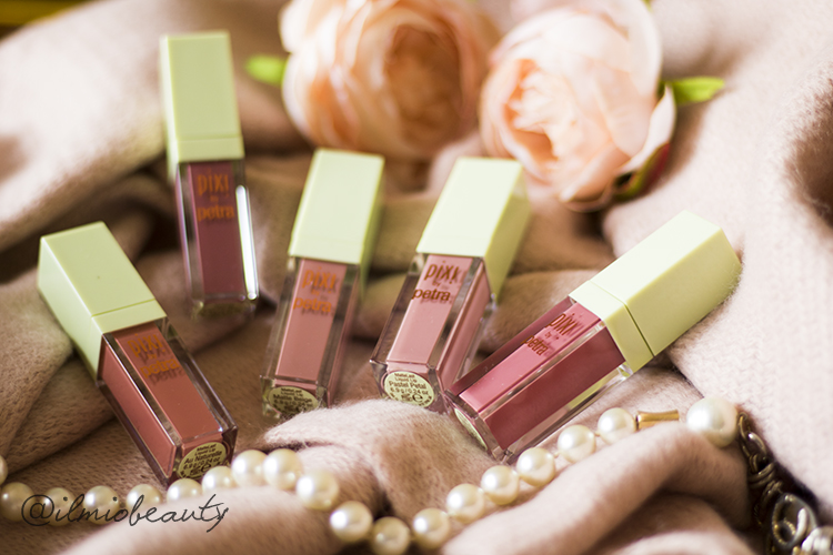 Pixi beauty rossetti
