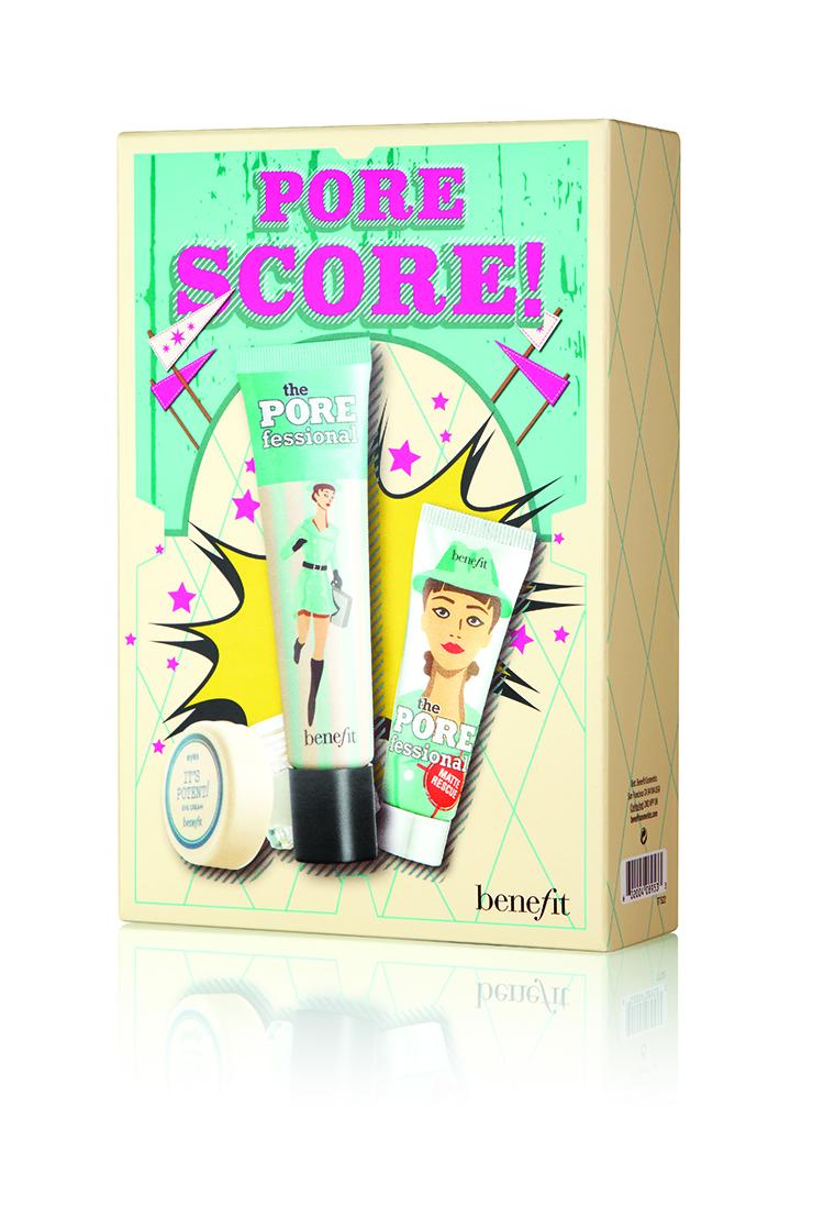 Benefit Pore Score