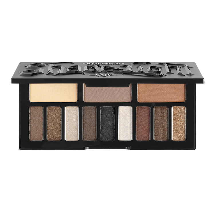 Kat Von D contouring occhi Shade and light glimmer