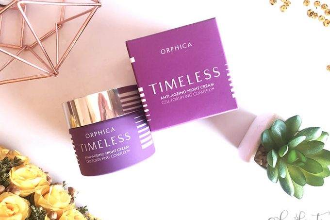 Orphica crema notte timeless