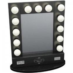 Specchio postazione makeup il mio beauty - Specchio make up ikea ...
