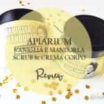apiarium vaniglia e mandorla